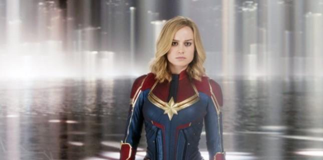 Captan Marvel'ın Devam Filmi Geliyor!