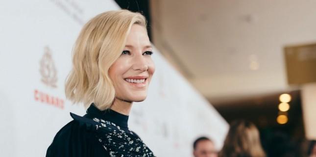 Cate Blanchett FX Dizisi 'Mrs. America'nın Başrolünde Oynayacak