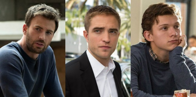 Chris Evans, Robert Pattinson, Mia Wasikowska ve Tom Holland Aynı Filmde!