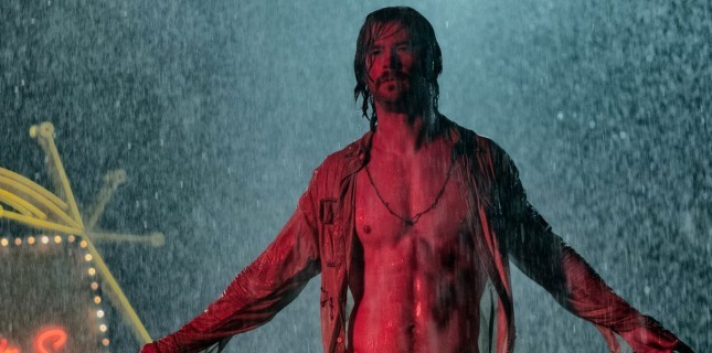 Chris Hemsworth'ün Bad Times at the El Royale'den İlk Görüntüsü Geldi