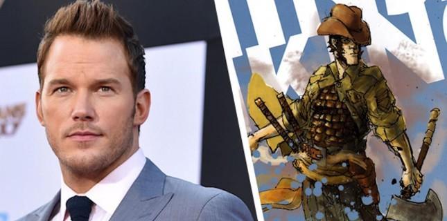Chris Pratt'li 'Cowboy Ninja Viking' geliyor!