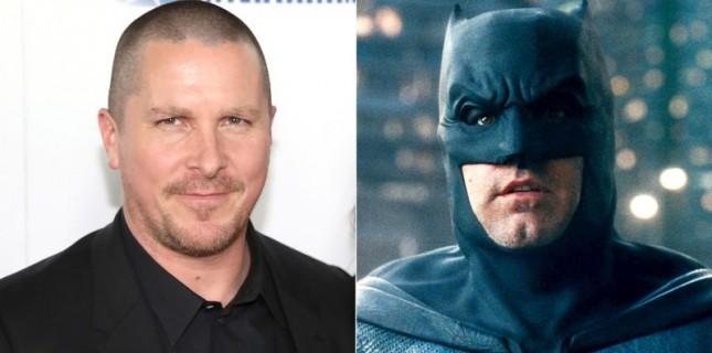 Christian Bale kendisinden sonra Batman izlememiş