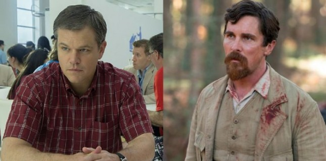 Christian Bale ve Matt Damon'ın Yeni Filmi 'Ford v. Ferrari'nin Setinden İlk Kareler Geldi
