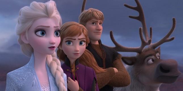 Çocukların Sevgilisi Frozen 2'den Yepyeni Bir Fragman