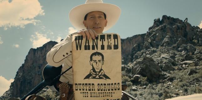 Coen Kardeşler'in Yeni Filmi 'The Ballad of Buster Scruggs'tan Altyazılı Fragman Geldi