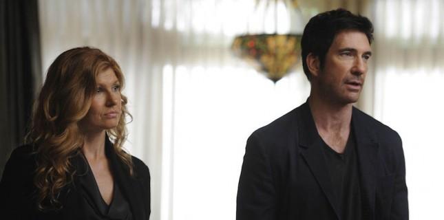 Connie Britton ve Dylan McDermott 'American Horror Story: Apocalypse' Kadrosuna Katıldı