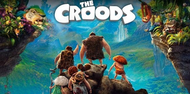 Crood'lar Maymun Yumruğu Klibi