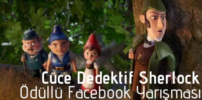 Cüce Dedektif Şerlok – Ödüllü Facebook Yarışması