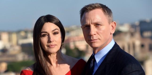 Daniel Craig 'Bond' Kadrosunda Yine Monica Bellucci'yi İstiyor