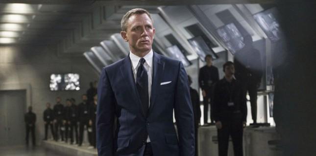 Daniel Craig Yeni Bond Filmi İçin CIA'i Ziyaret Etti