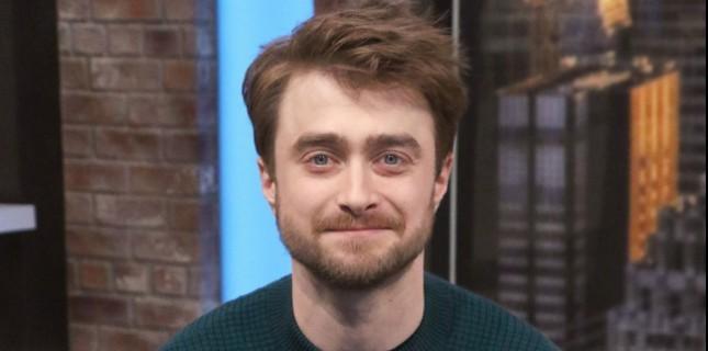 Daniel Radcliffe: Harry Potter Beni Alkolik Yaptı