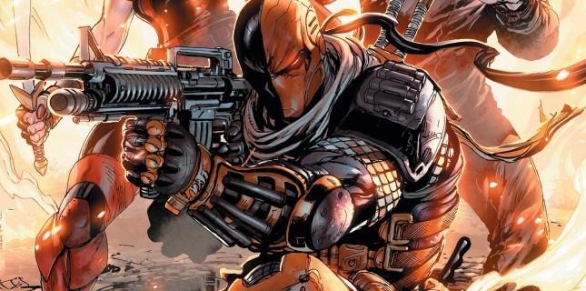 DC Karakteri Deathstroke'un Filmi Geliyor
