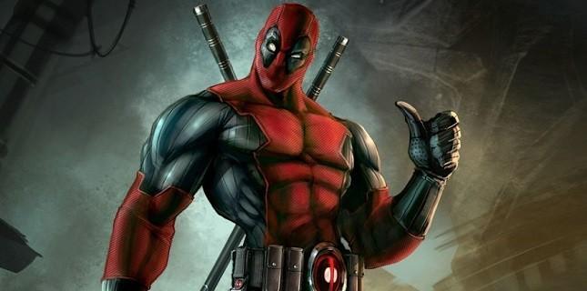 Deadpool Setinden İlk Fotoğraf Yayınlandı
