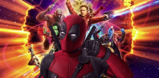 Deadpool ve Guardians Of The Galaxy Aynı Filmde!