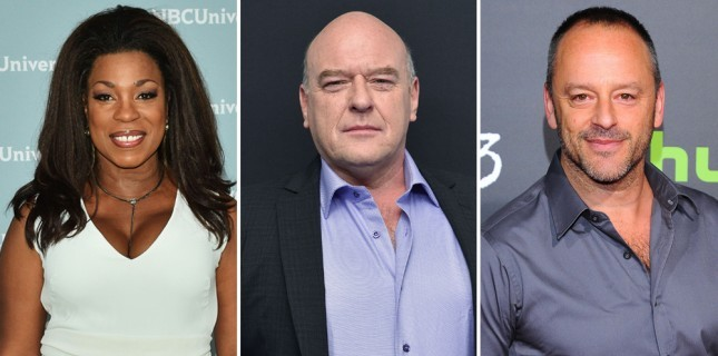 Dean Norris, Gil Bellows ve Lorraine Toussaint 'Scary Stories To Tell In The Dark' Kadrosuna Katıldı