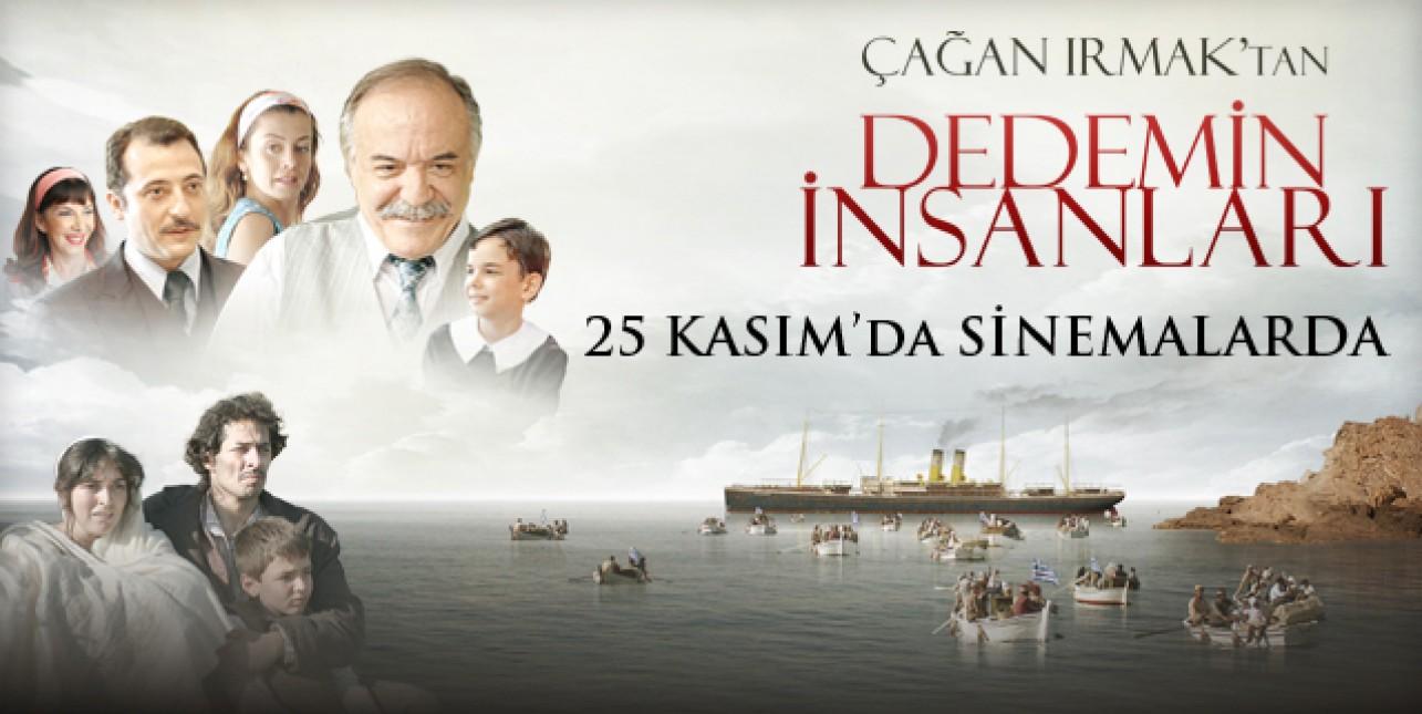 Türkiye'nin Beklediği Film: Dedemin İnsanları
