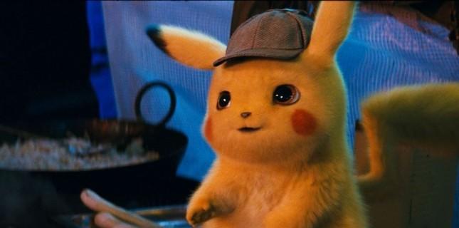 'Detective Pikachu'nun Devam Filmi İçin Çalışmalar Başladı