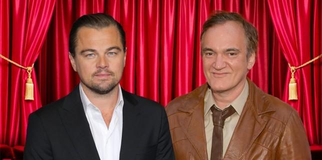 DiCaprio'nun yeni Tarantino filmindeki rolü açıklandı