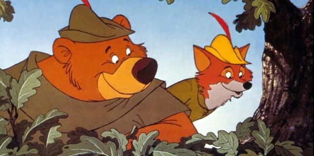 Disney'den Robin Hood Hamlesi