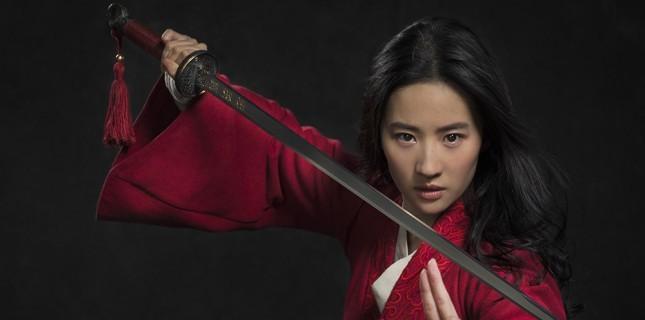 Disney'in Mulan Filminden İlk Kare Geldi