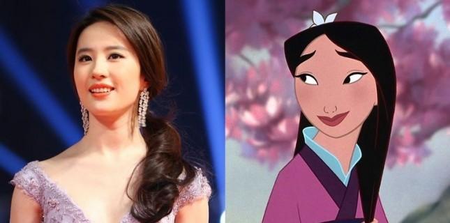 Disney'in ünlü animasyonu 'Mulan' gerçeğe dönüşüyor