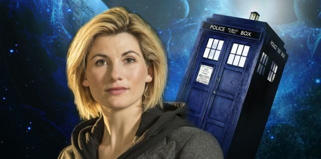 Doctor Who'dan set fotoğrafları yayınlandı