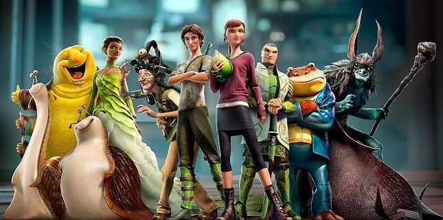 Doğal Kahramanlar Yeni Fragman