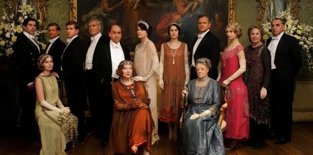 Donwnton Abbey'i Bu Kez Sinemada İzleyeceğiz