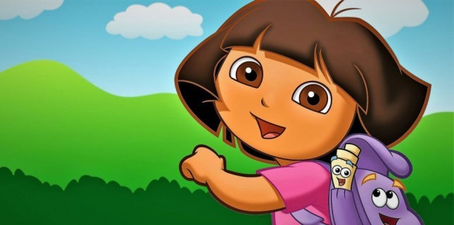 Dora The Explorer Filminden İlk Görsel Geldi