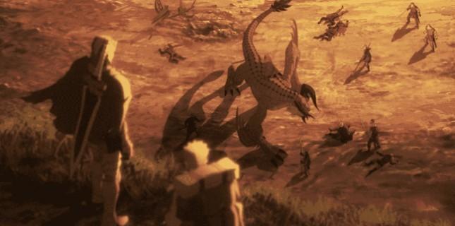 DOTA: Dragon's Blood Fragmanı Yayınlandı