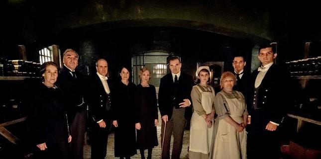 Downton Abbey Sevenlere Müjde
