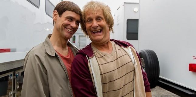 Dumb And Dumber To Filminden İlk Afişler