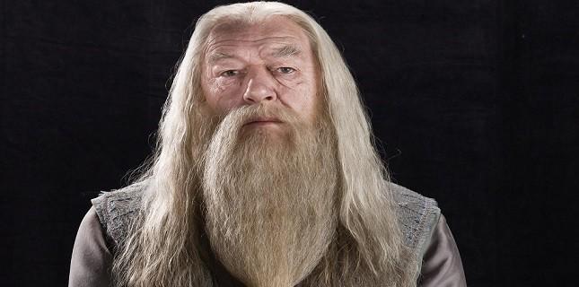 Dumbledore Boş Koltuk'ta