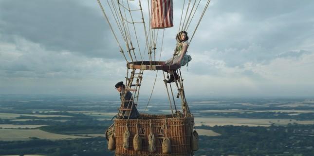 Eddie Redmayne ve Felicity Jones'lu The Aeronauts Filminden Yeni Bir Görüntü Daha Paylaşıldı
