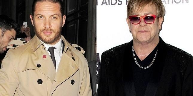 Elton John'u Tom Hardy Oynayacak