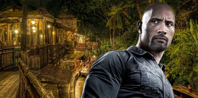 Emily Blunt ve Dwayne Johnson 'Jungle Cruise' filminde buluşuyor