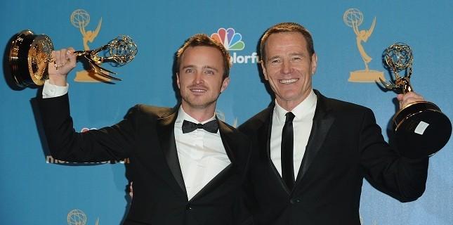 Emmy'de Breaking Bad'e En Büyük Ödül