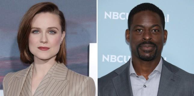 Evan Rachel Wood ve Sterling K. Brown Frozen 2 Kadrosuna Katılıyor