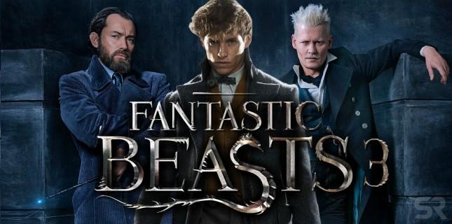 'Fantastic Beasts 3' Rio De Janeiro'da Geçecek!