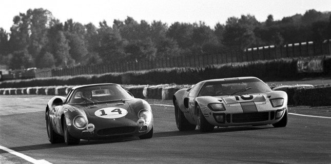 Ford V. Ferrari Film Setinden Yeni Görüntüler Yayınlandı