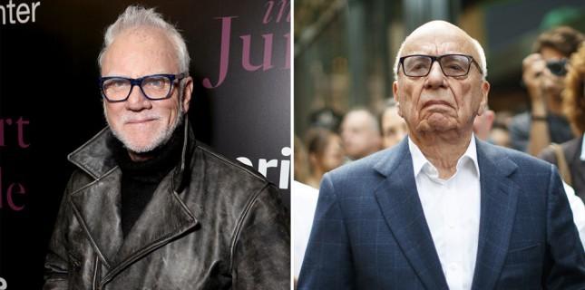 Fox News Skandalını Konu Alan Filmde Rupert Murdoch'u Malcolm McDowell Canlandıracak