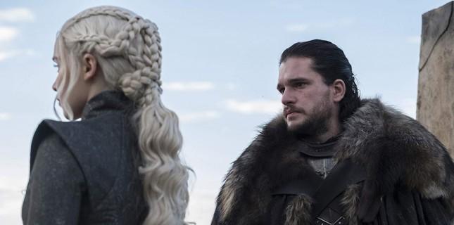Game of Thrones'a Birkaç Gün Kala Yeni Görseller Geldi