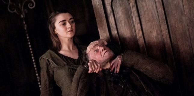 Game of Thrones'un Arya'sından tarih yalanlaması