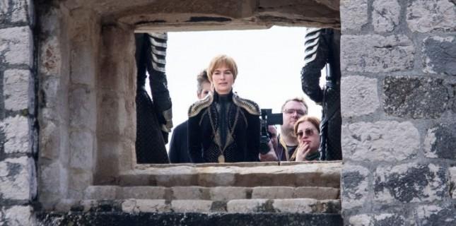 Game of Thrones'un final sezonundan set fotoğrafları yayınlandı!
