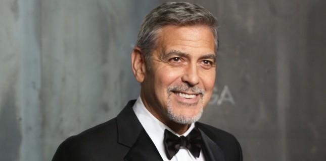 George Clooney 20 yıl sonra bir dizide rol alacak