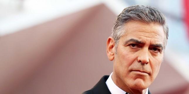 George Clooney: Hollywood Eliti Değilim!