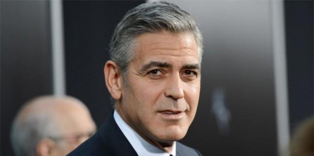 George Clooney: Oyunculuk İçin Fazla Yaşlı ve Zenginim
