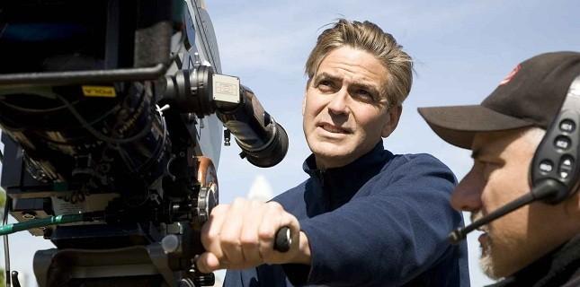 George Clooney The Monuments Men Filminin Çekimlerine Başladı