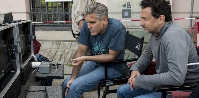 George Clooney'den 'Watergate' dizisi geliyor