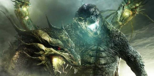 'Godzilla: King of the Monsters'tan Yeni Posterler Paylaşıldı